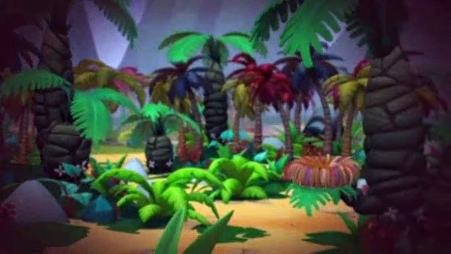 Blaze and the Monster Machines S01E16 Zeg and the Egg