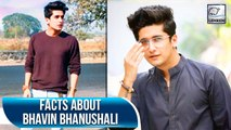 Facts About Bhavin Bhanushali You Didnt Know