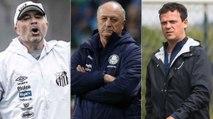 Confira os clubes que mais trocaram de treinador neste século