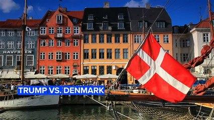 """""""Nasty"""": The Trump/Denmark feud explained"""