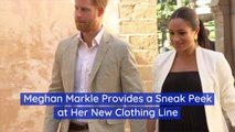 Meghan Markle's New Clothing Line
