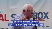 Bernie Sanders' Vast Climate Change Plan