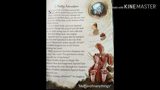 The. nutty adventure