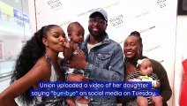 Gabrielle Union's Daughter Says Her First Word