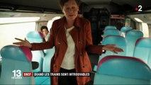 SNCF : quand les trains sont introuvables