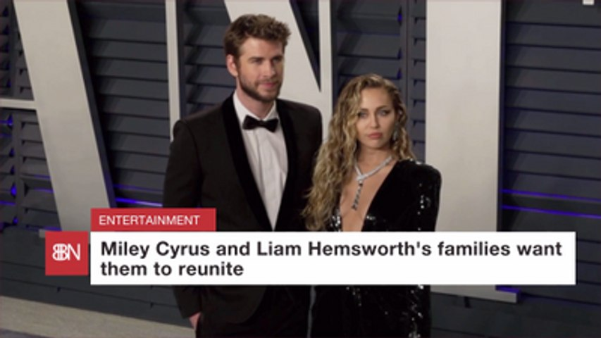 The Cyrus And Hemsworth Family Talk It Out