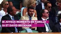 PHOTOS. Victoria et David Beckham : ces tendres moments complices et en famille pendant les vacances avec leurs enfants