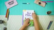 Rentrée des classes : 2 méthodes pour couvrir un livre facilement