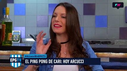 El Ping a Pong a Daniel Arcucci