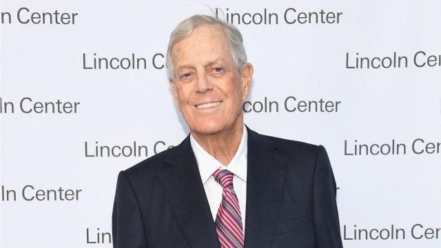 Billionaire David Koch Has Died At 79