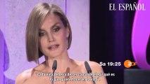'De profesión: Reina', el documental sobre Letizia de la televisión alemana