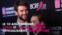 Miley Cyrus séparée de Liam Hemsworth, elle ne s'attendait pas au divorce
