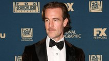 James Van Der Beek Remembers Already Appearing on DWTS...Sort Of!