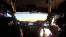 Vídeo del test de Fernando Alonso con el Toyota del Dakar