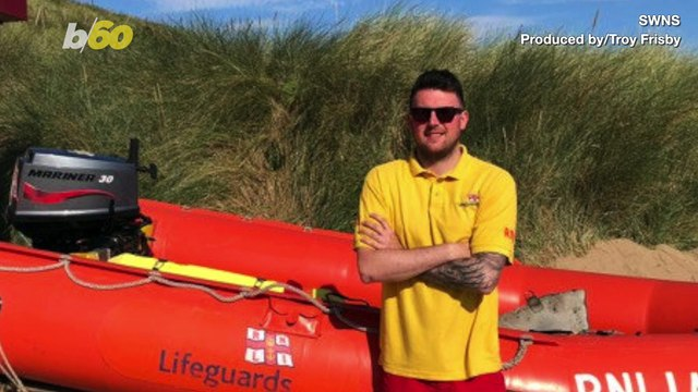 Lifeguard Uses Social Media to Track Down Couple Whose Proposal He Photographed