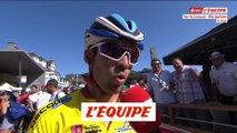 Calmejane «J'ai fait le mauvais choix» - Cyclisme - T. Limousin