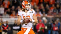 Laken Litman: Heisman Trophy Trevor Lawrences's 'Award To Lose'
