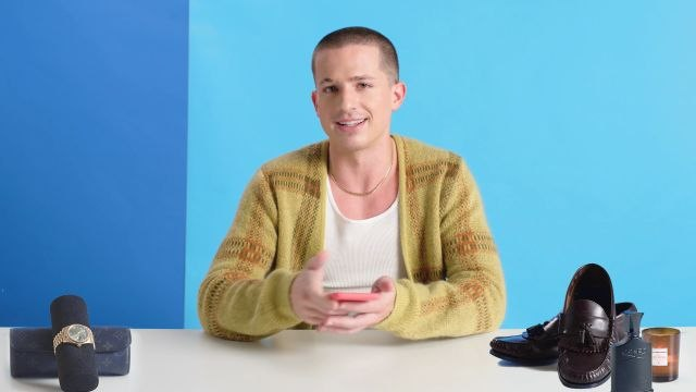 10 Things Charlie Puth Can't Live Without