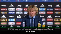 "Juventus - Nedved: ""Rabiot sera un joueur important"""
