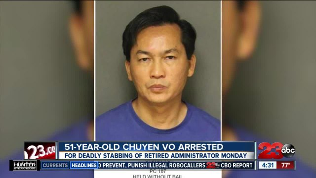 Cal State Fullerton stabbing: Arrest made in killing of retired administrator