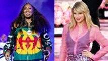 Missy Elliott and Taylor Swift Share New Music   Billboard News