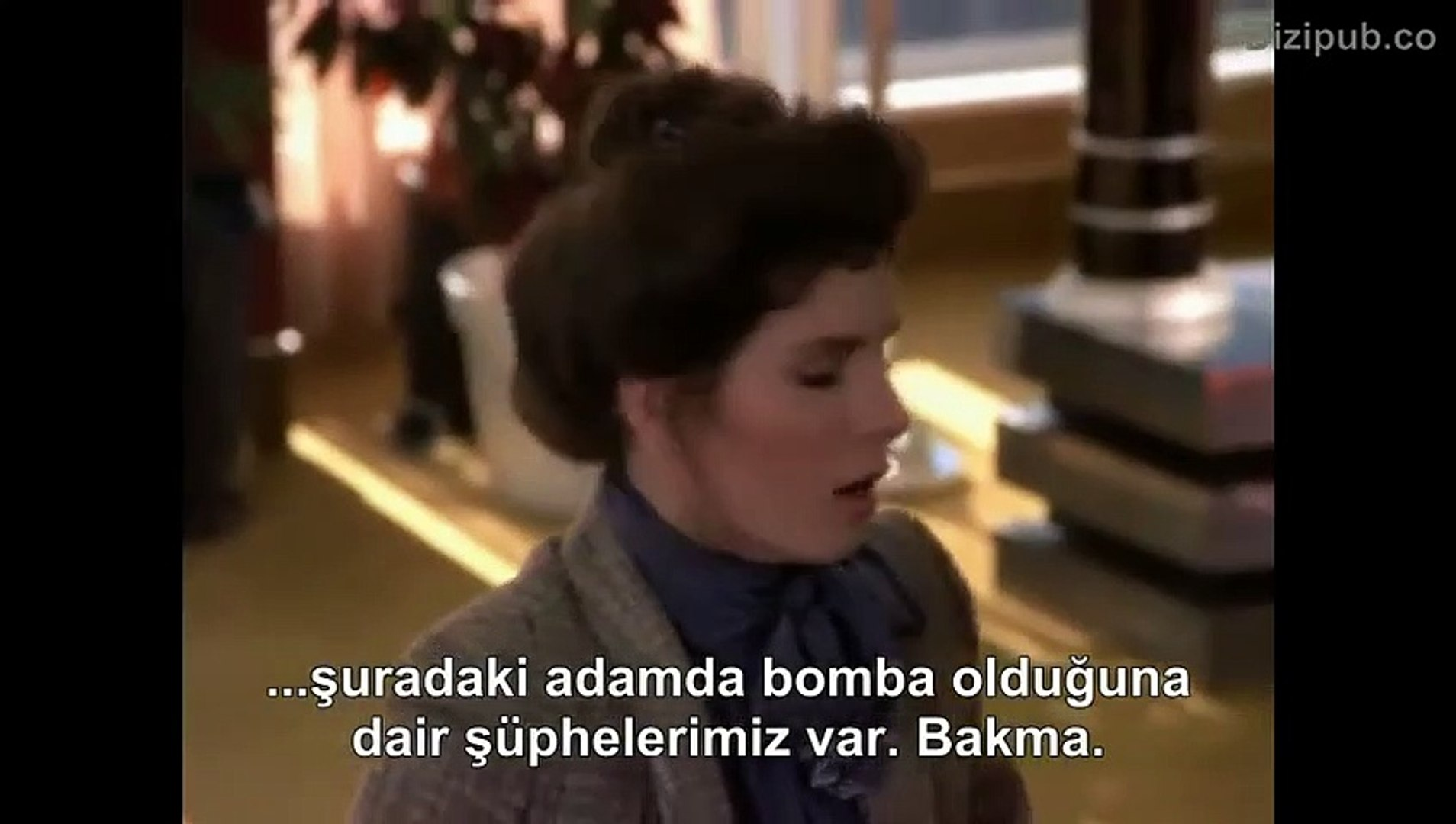 Moonlighting (1985-1989) Read The Mind... See The Movie-Mavi Ay 1.Sezon 2.Bölüm Türkçe Altyazı