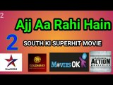 Today's 2 New South Hindi Dubbed Movies Coming Tv - Youtube.Supreme Khalid 2,