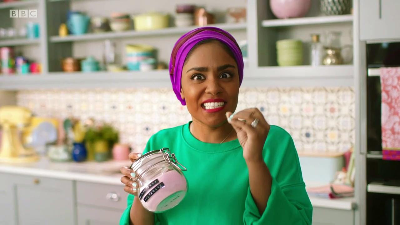 Nadiya's Time to Eat episode 6 - Sweet & Easy