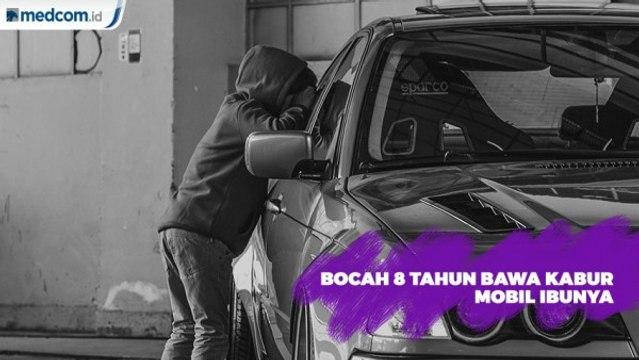 Bocah 8 Tahun di Jerman Bawa Kabur Mobil Ibunya, Melaju 140 Km/Jam