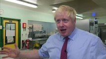 Boris: Hospital food quality it 'too variable'