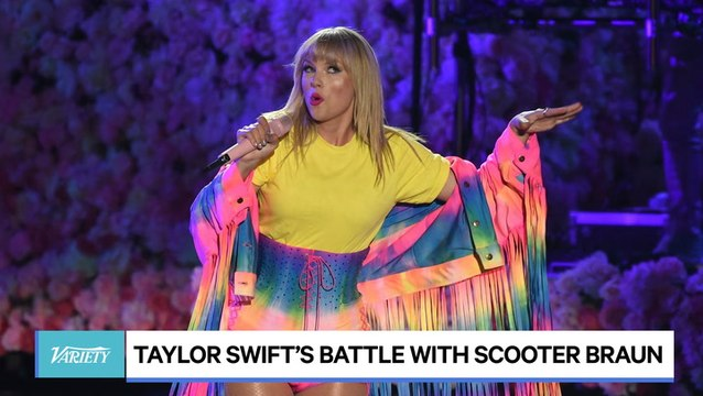 Taylor Swift's Feud With Scooter Braun Explained