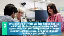 ways to support the nhs