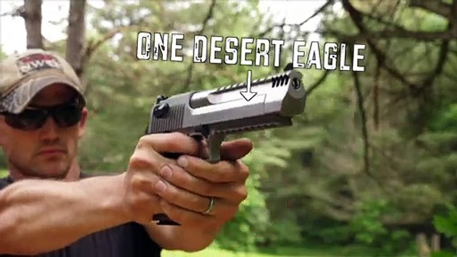 Changing Barrels on the Desert Eagle Mark XIX