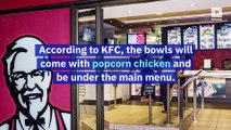 Mac and Cheese Bowls Are Coming to KFC