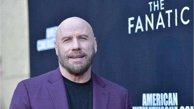 John Travolta Talks About His Crazed Fans