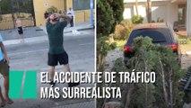 La narración de un vecino tras un accidente en Málaga se viraliza en redes