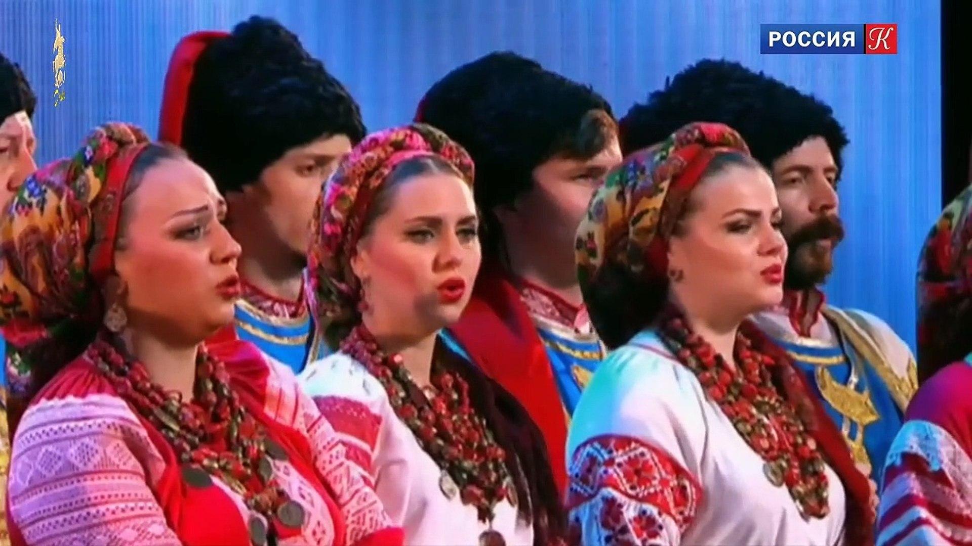 Казаки Российской империи - Кубанский казачий хор (2016) (Part 1)