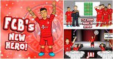 Bundesliga: Coutinho Song by 442oons