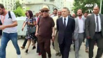 توقيف المرشح للانتخابات الرئاسية التونسية نبيل القروي (وزارة)