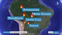 Amazonie : une catastrophe écologique