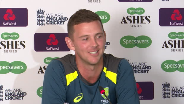 'I can't remember a day like this' - Hazlewood on England's collapse