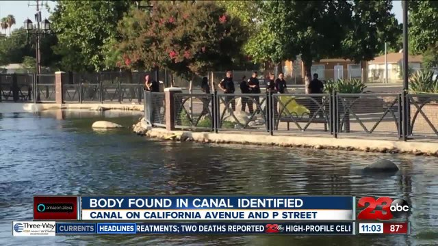 Coroner identifies 43-year-old woman as body pulled from canal