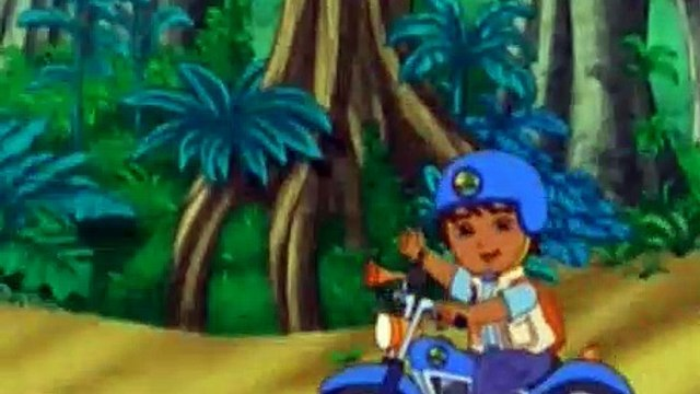 Go Diego Go S03E08 Super Flying Squirrel to the Rescue