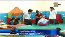 Nuevas áreas en Terapia Intensiva del Hospital General Guasmo Sur