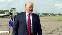 Trump Fires Back At China, Raises Tariffs By 5%