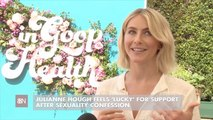 Julianne Hough's Sexuality Worries