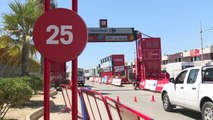 Behind the Scenes at the Vuelta - the set up
