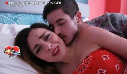 Pre luna de Miel de Gaby y Roger