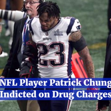 New England Patriots Player Caught With Drugs