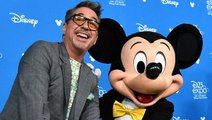 Robert Downey Jr. Was Busted for Smoking Weed at Disneyland as a Kid